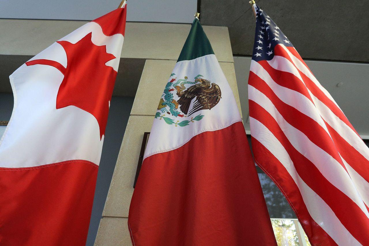 美國和加拿大就新版北美自貿協定(NAFTA)的協商,在美東時間9月30日期限截止...