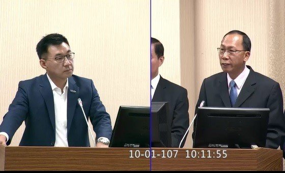 陸軍司令部參謀長楊海明今天在立法院證實,我國對美採購M1A2戰車,目前已向美方遞...
