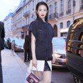 巴黎時裝周╱林依晨降臨大秀 穿Givenchy展現帥氣