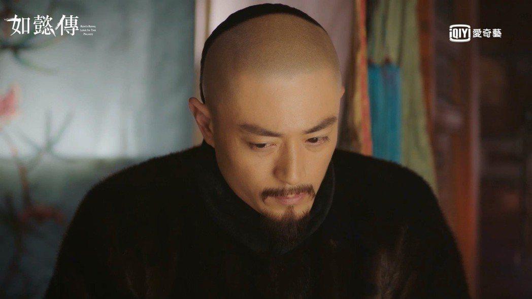 霍建華遭網友怒罵「渣到最高點」。圖/愛奇藝台灣站提供