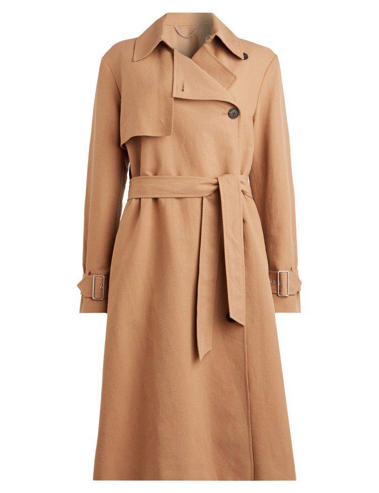 AllSaints女裝Myla風衣,13,300元。圖/AllSaints提供