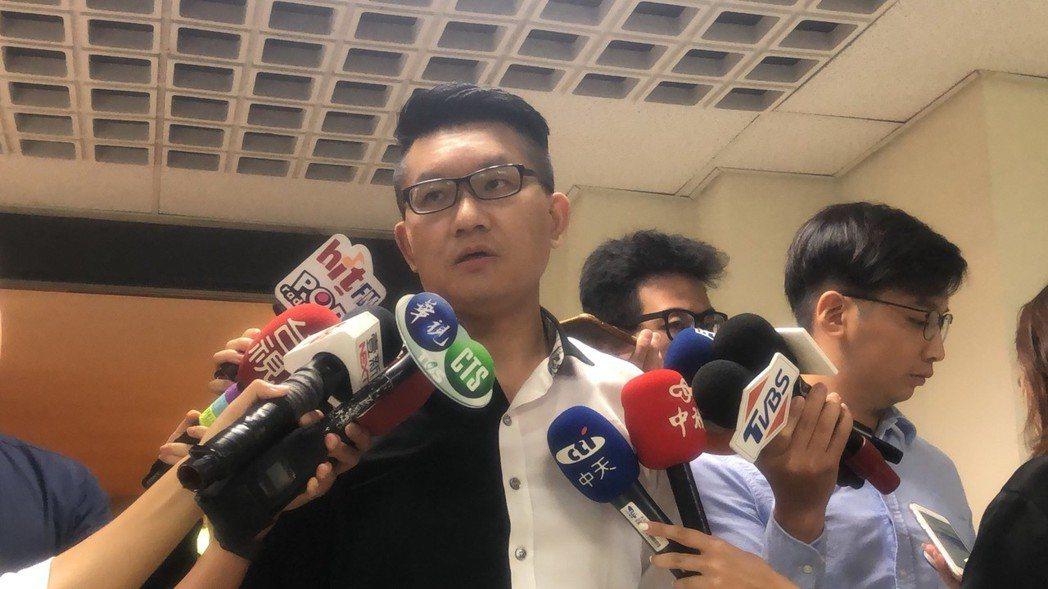 台北市議員童仲彥因酒駕決定退出年底市議員選舉。 圖/聯合報系資料照片