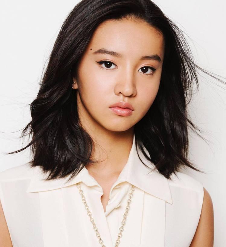 木村光希日前才成為香奈兒的美妝大使。圖/擷自instagram