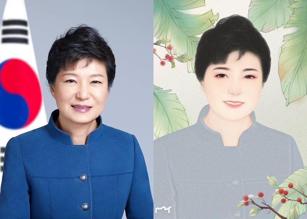 南韓前任總統朴槿惠 圖片來源/ wikitree