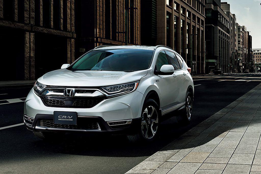 Honda CR-V在日本當地開賣以來1個月的接單量,原定月販售1,200輛的目...