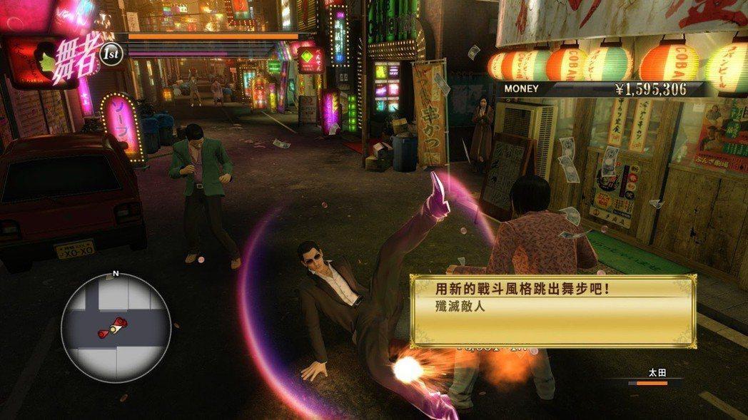大概誰也沒有想到,霹靂舞也能成為一種實用的殺人武術。