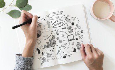 創業維艱,商業模式不可或缺。圖/pixabay