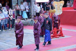 柯文哲要把什麼樣的中華文化當作重要資產?
