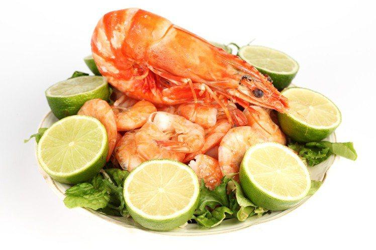英國王室成員不能吃帶殼海鮮。圖/Ingimage