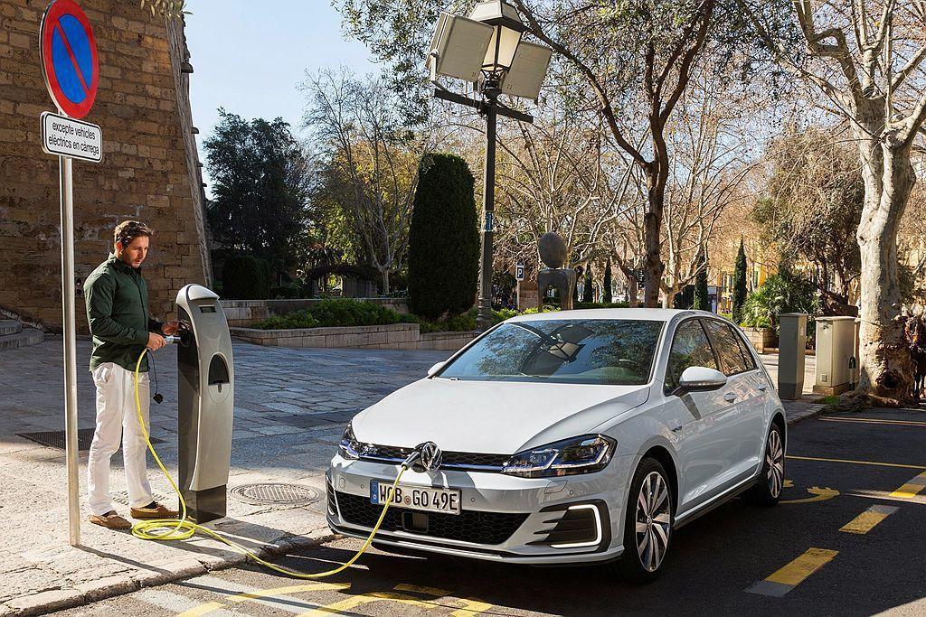 福斯Golf GTE是歐洲地區第四暢銷的PHEV車款。 圖/Volkswagen提供