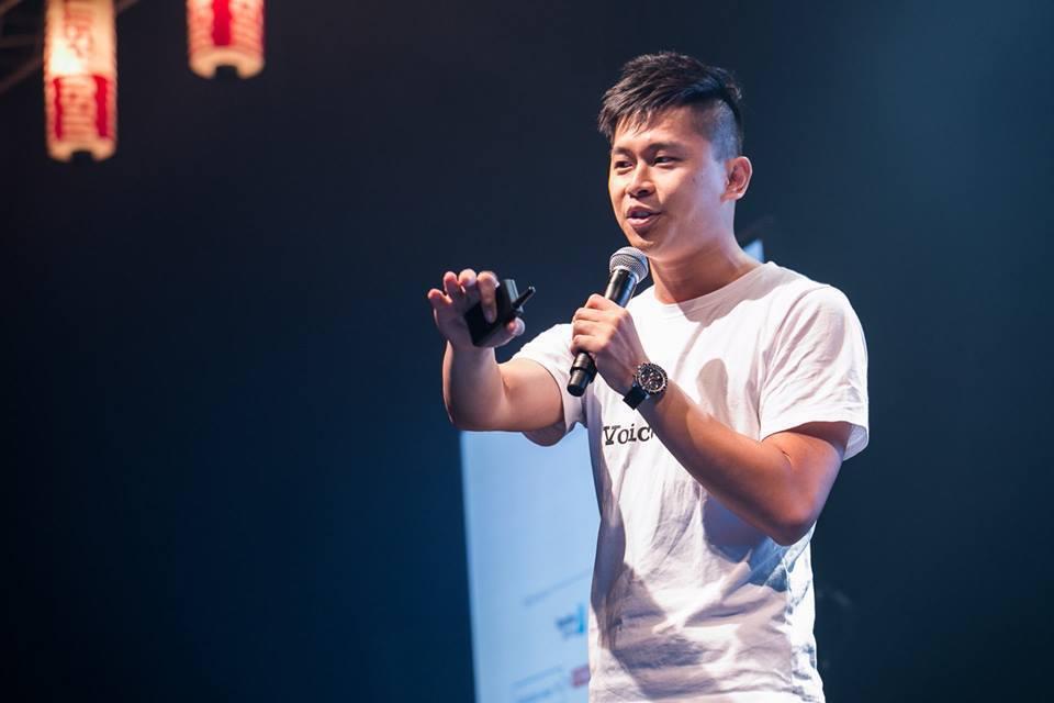在創業過程中,謝祥凡曾經歷收入歸零、也曾燒光存款。圖/翻攝Halu臉書