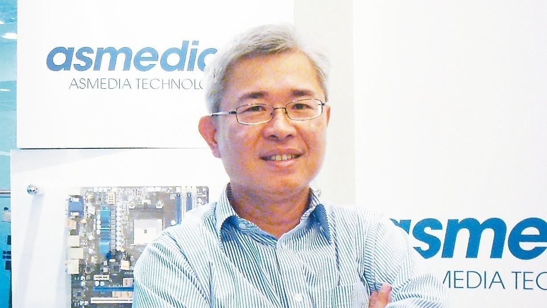 祥碩總經理林哲偉。 本報系資料庫