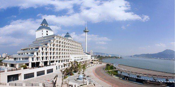 圖片提供/福容大飯店淡水漁人碼頭