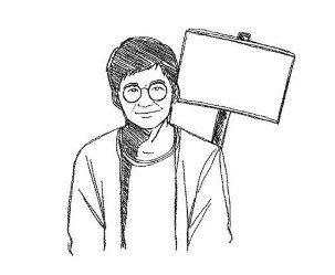 聯合文學雜誌總編輯—王聰威
