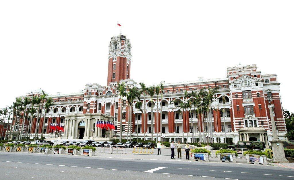 總統府要求拆閱信件要做好保護措施。 本報系資料照片/記者屠惠剛攝影