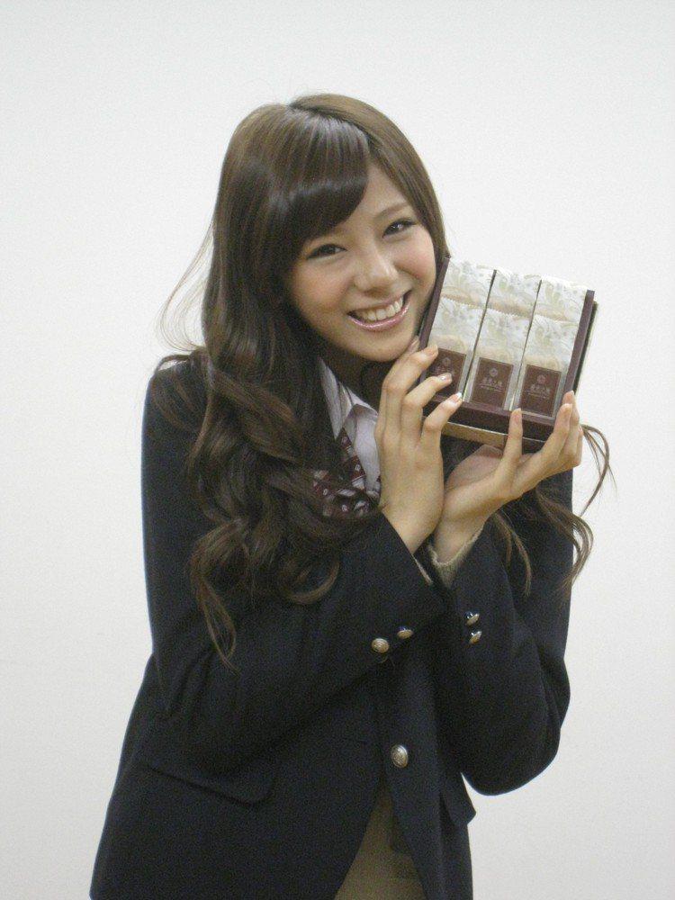 西內麻里亞曾是日本演歌雙棲的人氣女星。圖/記者楊啟鳳攝影