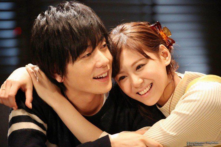 西內麻里亞主演的《夢想結婚》創下日本富士電視台收視最低紀錄。圖/緯來日本台提供