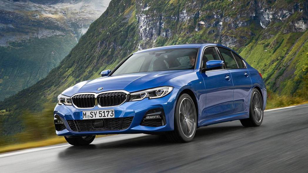 BMW 3-Series M Sport。 摘自BMW