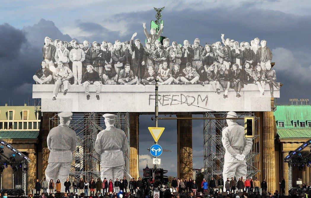 10月3日,是德國統一的國慶日。德國人是怎麼過國慶的? 圖/歐新社