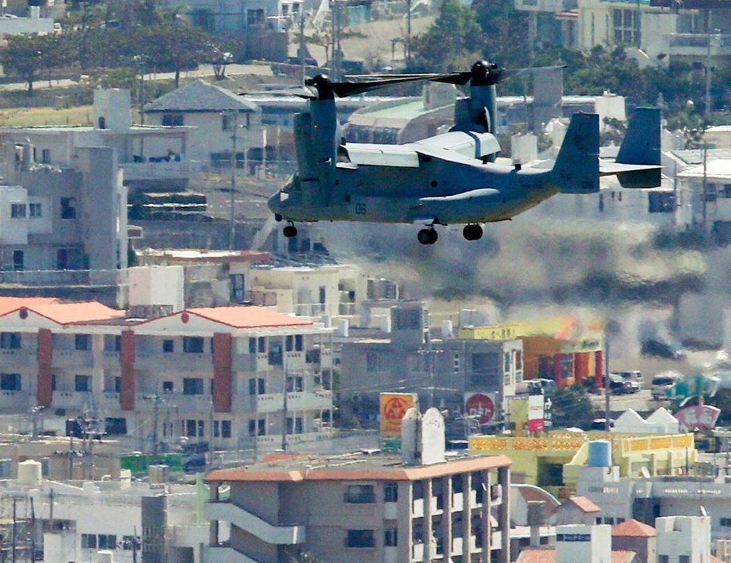 為了關閉普天間,是否需要在沖繩中部的邊野古另外興建美軍基地?這是目前「全沖繩」與...