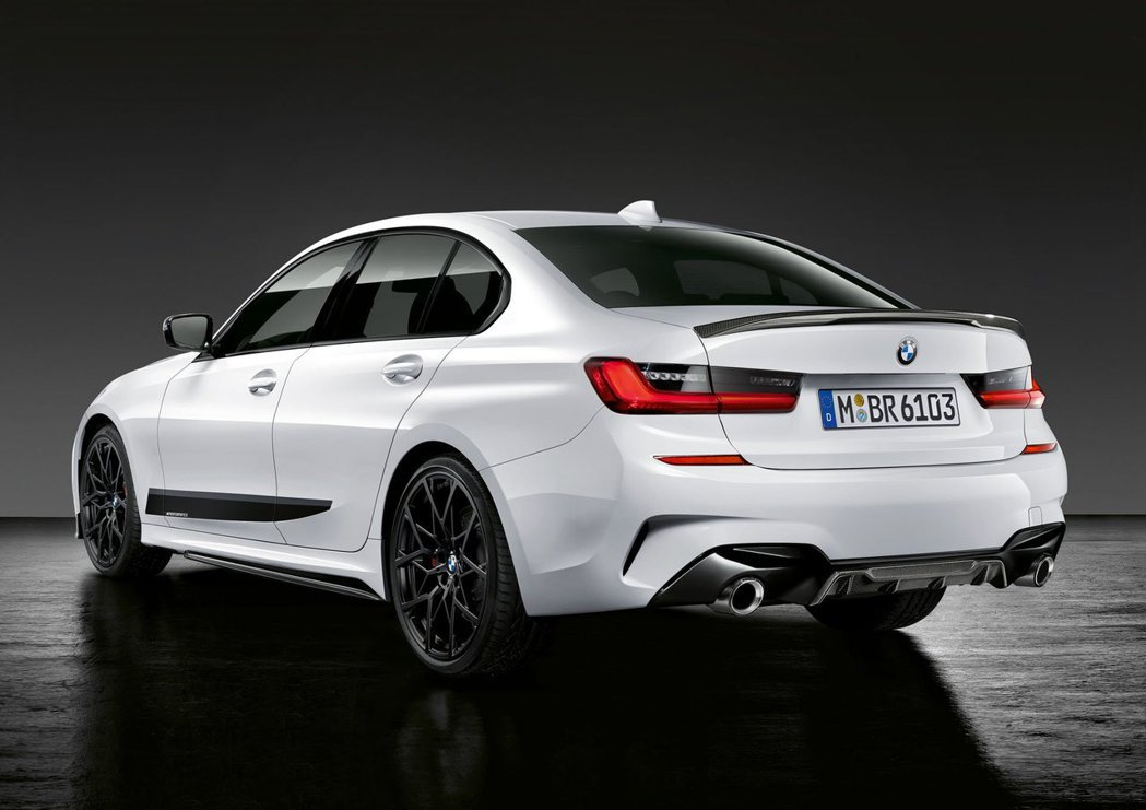 BMW 3-Series M Performance。 摘自BMW