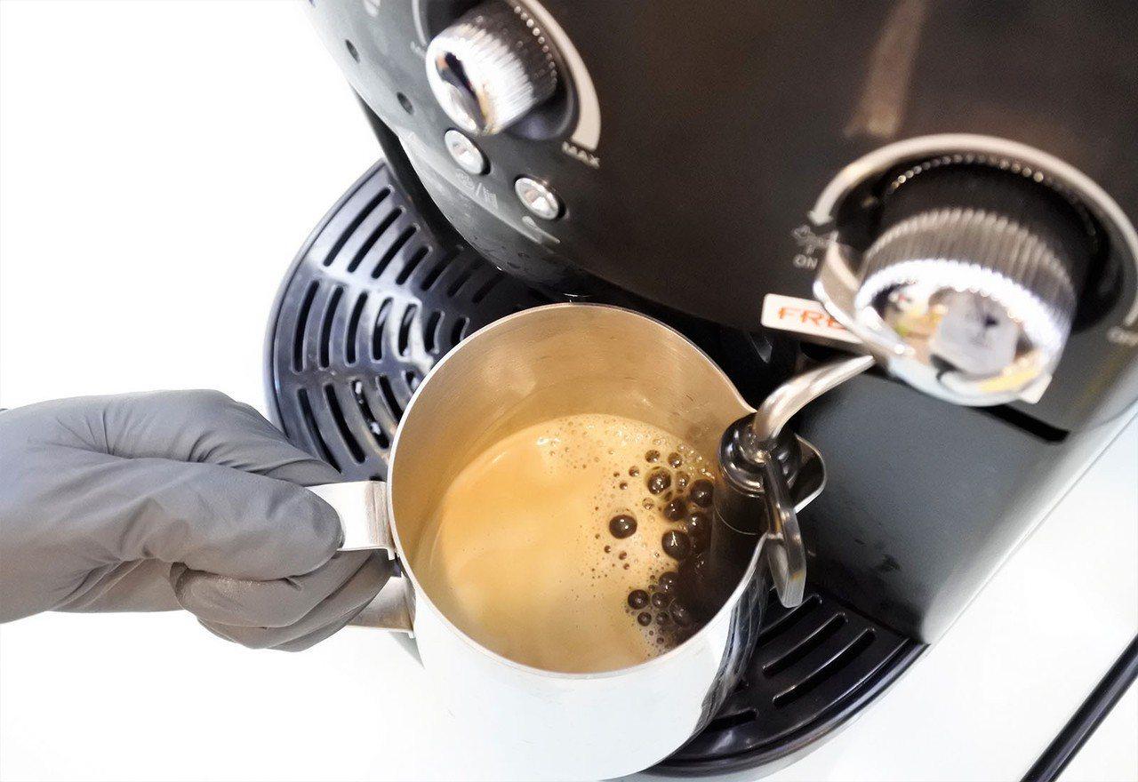 (圖/台灣旅行趣) ▲採用阿拉比卡咖啡豆,烘焙時帶點香草香氣,屬於美式黑咖啡,可...