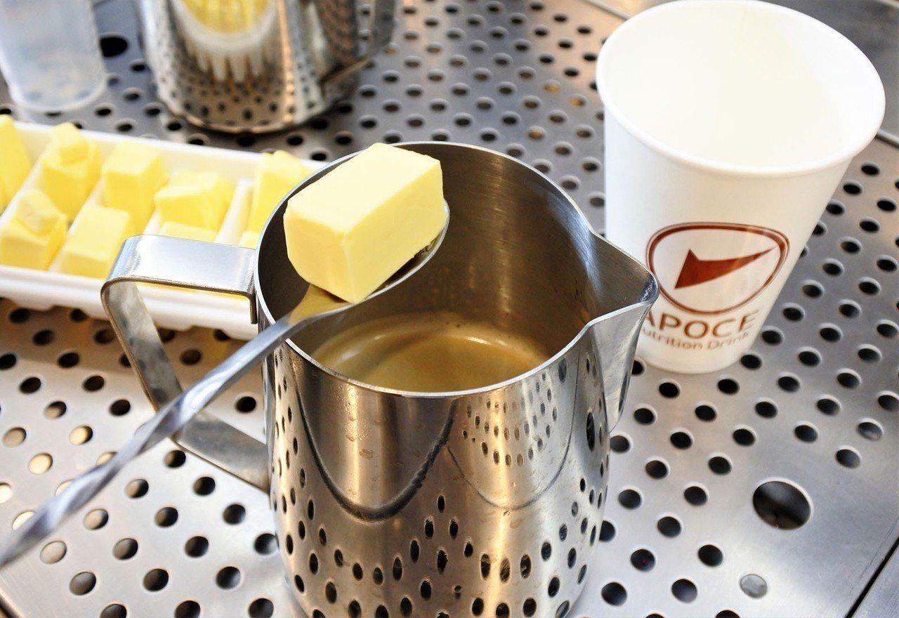 (圖/台灣旅行趣) ▲添加草飼無鹽奶油,可提供omega-3脂肪酸、熱量,增加飽...