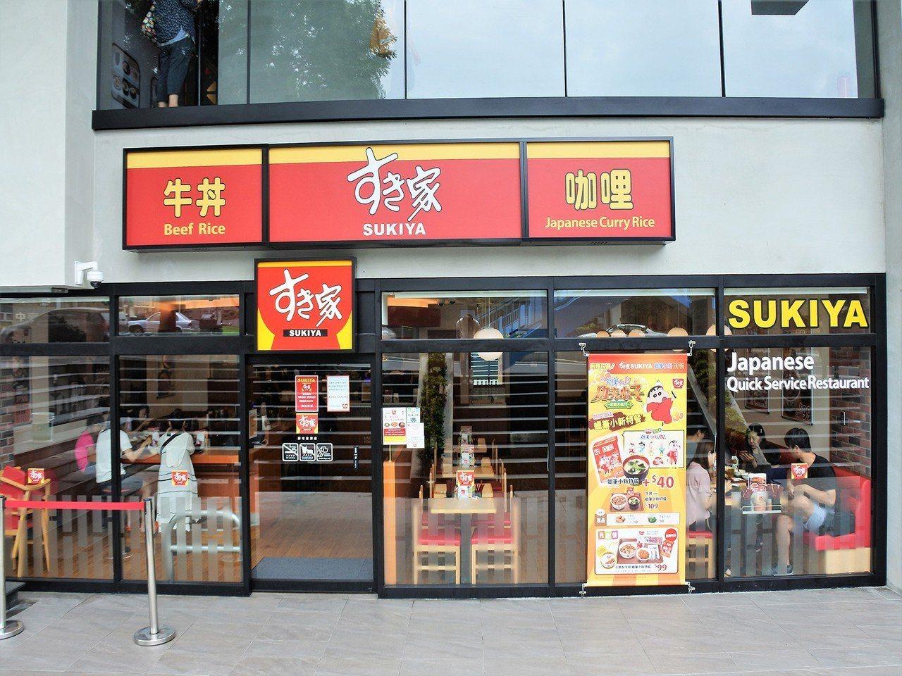 (圖/台灣旅行趣) ▲【すき家Sukiya】價格實惠、份量足夠,日本平民牛丼王。