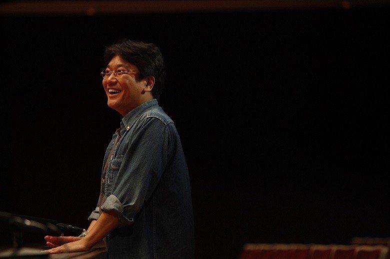 來台25年的跨界音樂人櫻井弘二。 (擊樂文教基金會/提供)