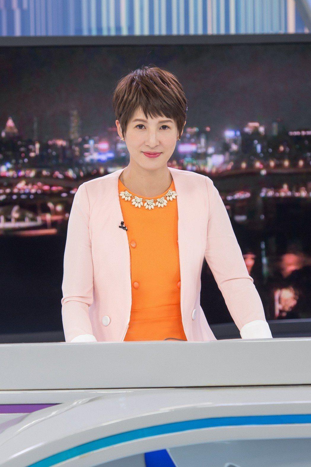 TVBS主播夏嘉璐。圖/TVBS提供