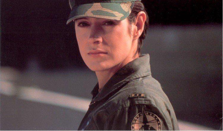西恩楊外型突出,性格卻很強硬,在好萊塢樹敵不少。圖/摘自
