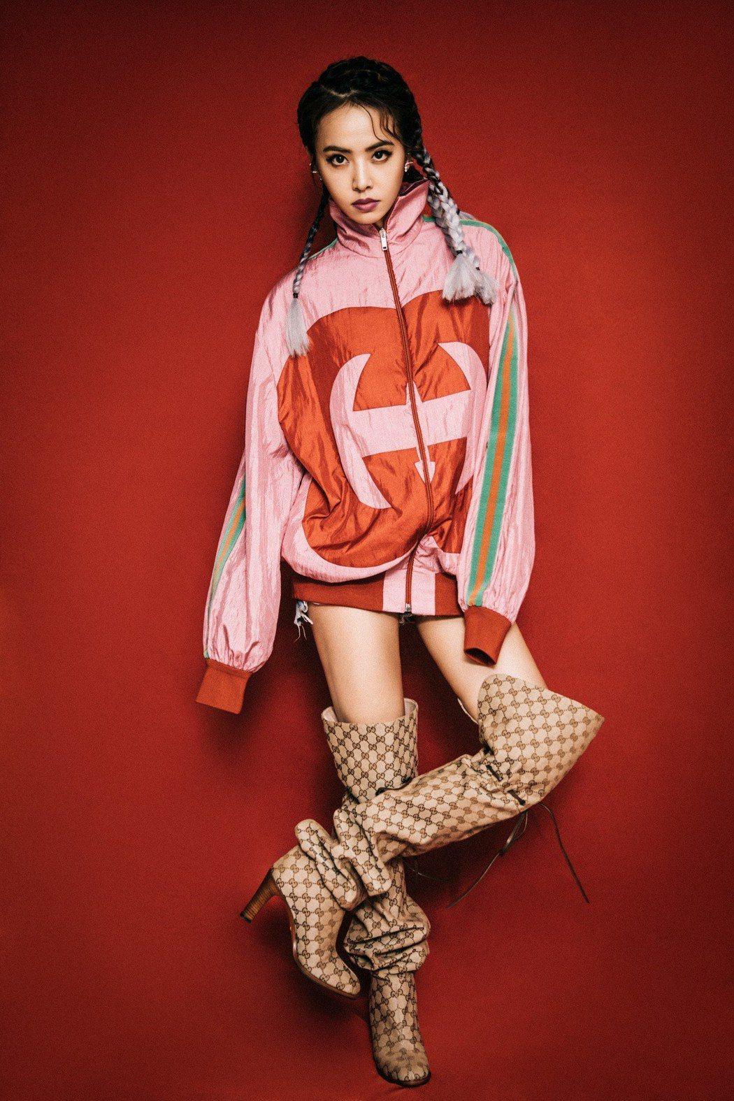 蔡依林將出席2018亞洲時尚大賞。圖/凌時差提供