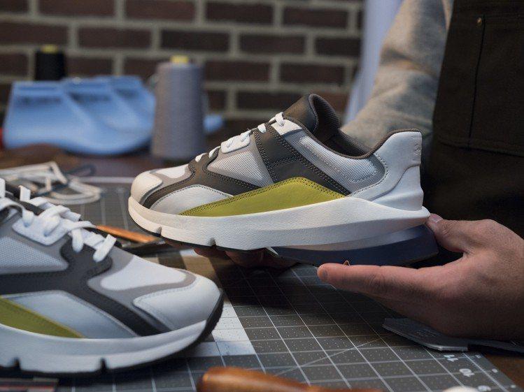 UNDER ARMOUR UA Forge 96休閒鞋,4,280元。圖/UND...