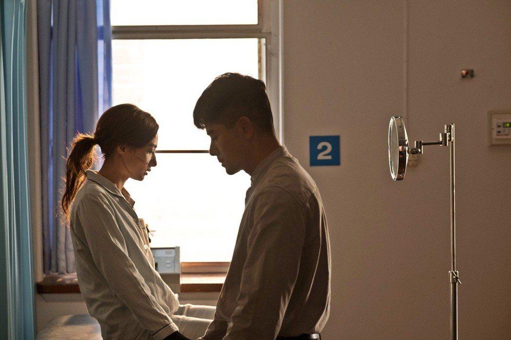 郭富城在「無雙」中的感情發展耐人尋味。圖/双喜提供