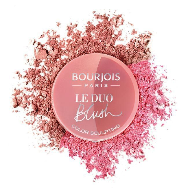 BOURJOIS妙巴黎經典光影雙色胭脂,售價395元,共3色。圖/妙巴黎提供