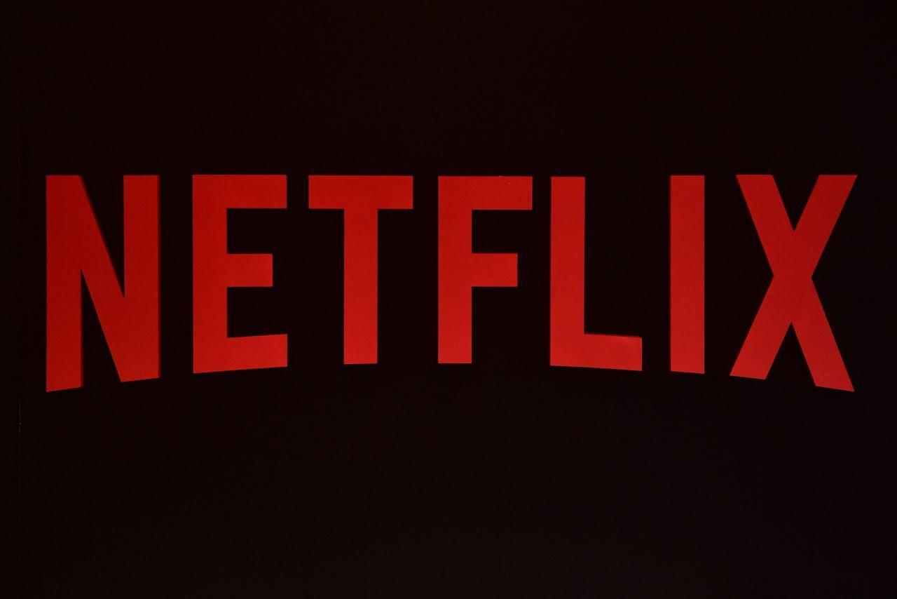 Netflix是網路流量大用戶。 法新社