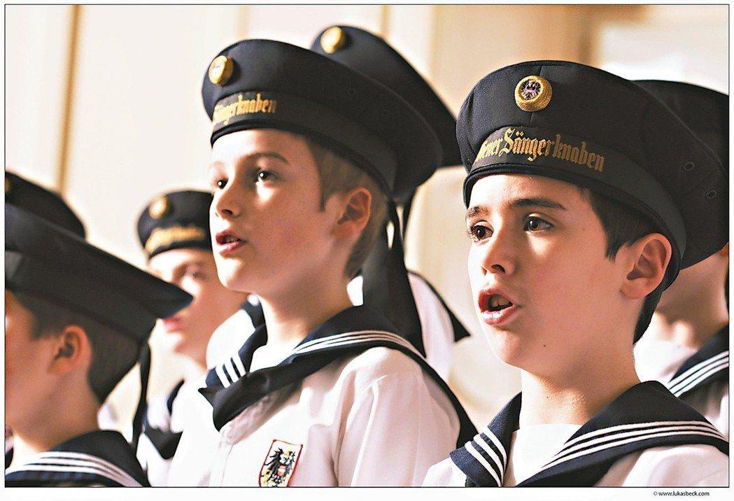 「世界最美的聲音」維也納少年合唱團再度來台巡演。 圖/傳大藝術提供