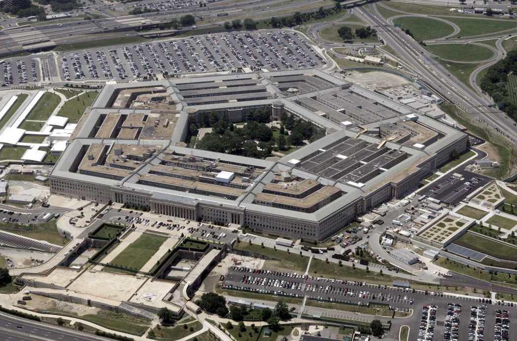 美國陸軍今年面臨募兵員額不足的窘境。圖為五角大廈。(路透)