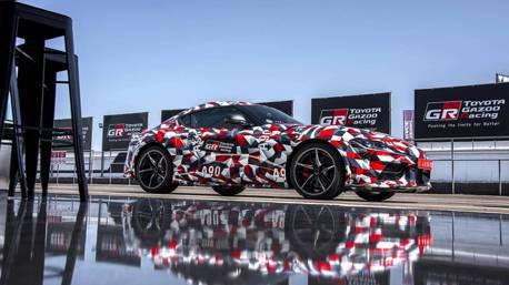 影/新世代Toyota Supra確定明年一月發表 網路接單已開跑!