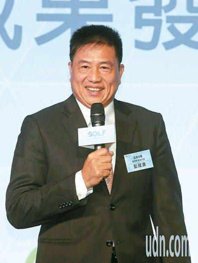 友達光電董事長彭又又浪 (本報系資料庫)