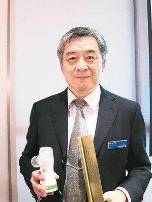 信邦董事長王紹新 本報系資料庫