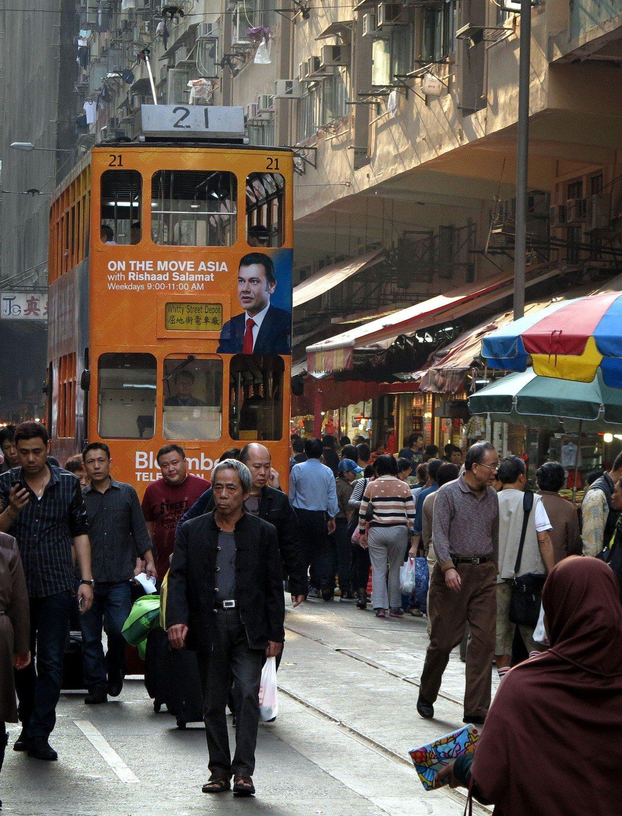 香港十大打卡點。