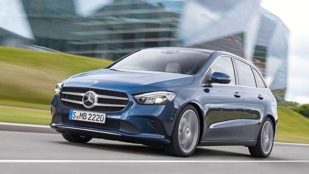 搭載Mercedes與Renault-Nissan集團共同開發的1.4T引擎的B...