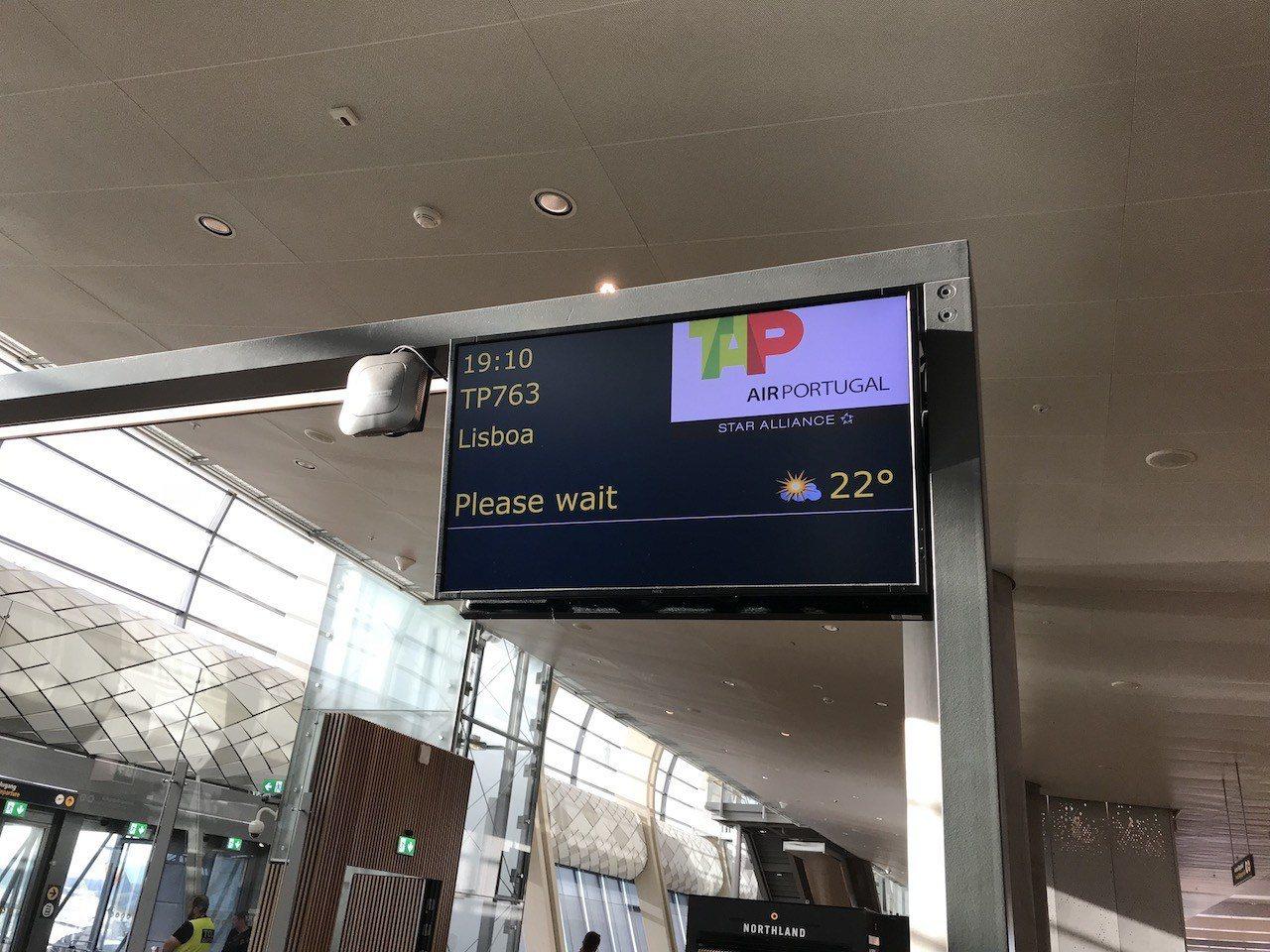 這是這次預備搭乘的航班,從奧斯陸飛里斯本 圖文來自於:TripPlus