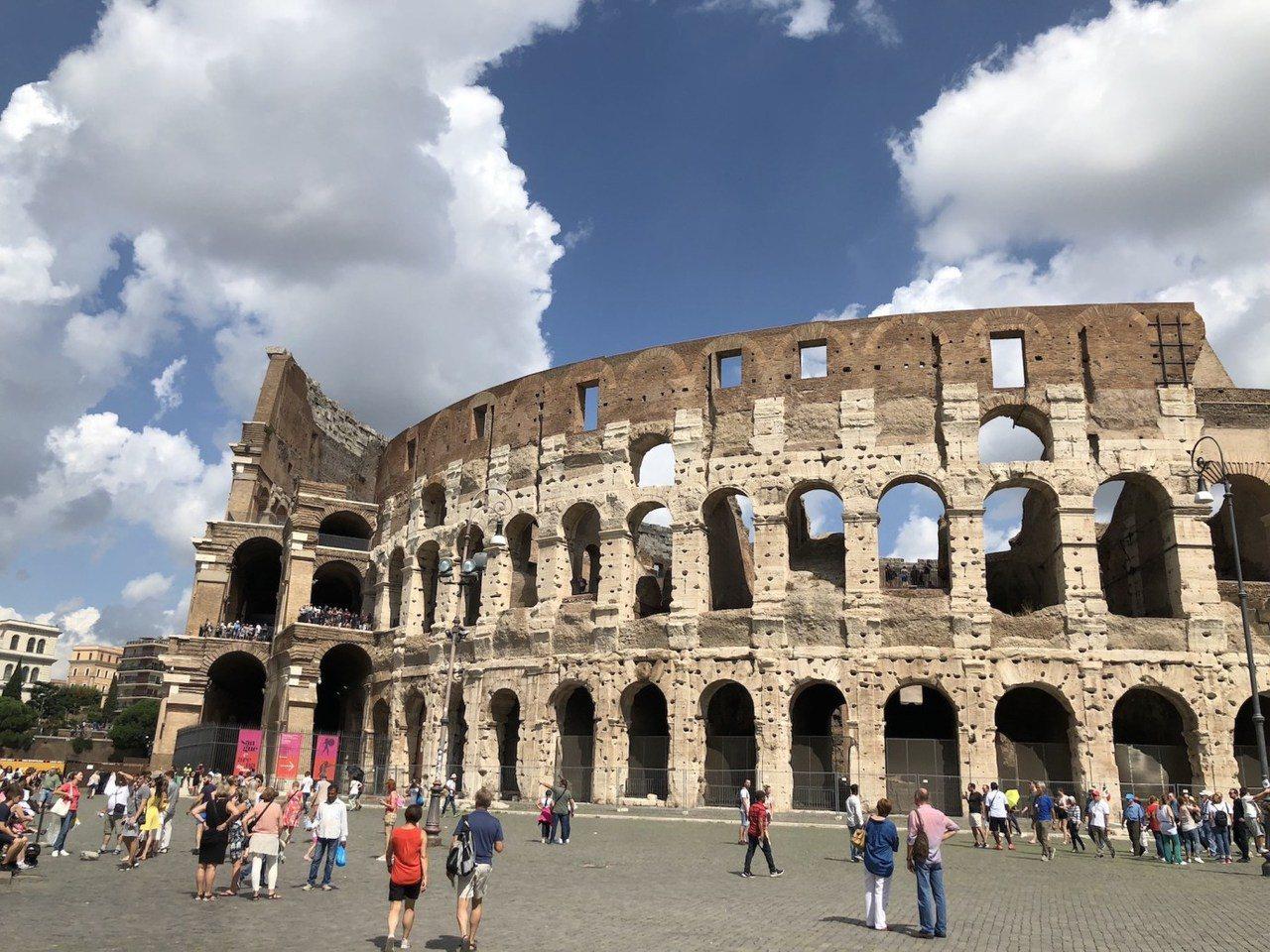 羅馬真的是個非常直得探訪的城市 圖文來自於:TripPlus