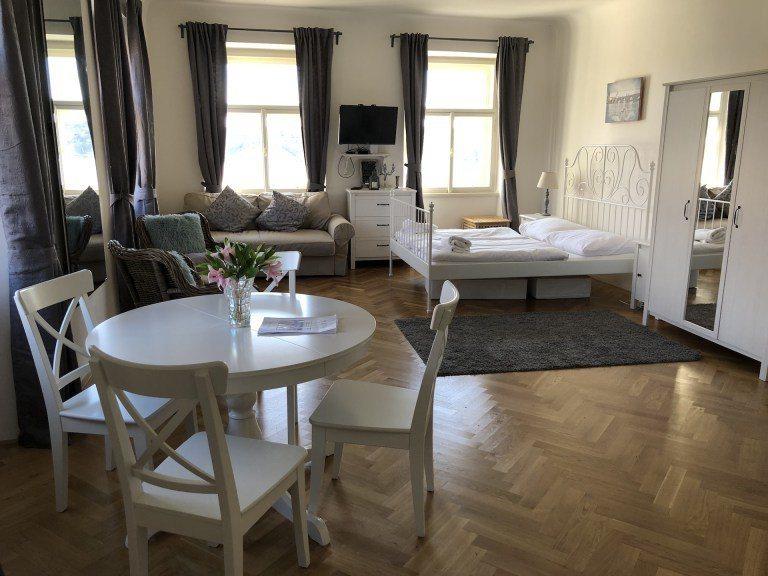 在布拉格入住的Airbnb民宿 圖文來自於:TripPlus