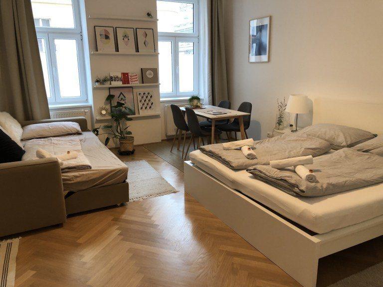 在維也納入住的Airbnb民宿 圖文來自於:TripPlus