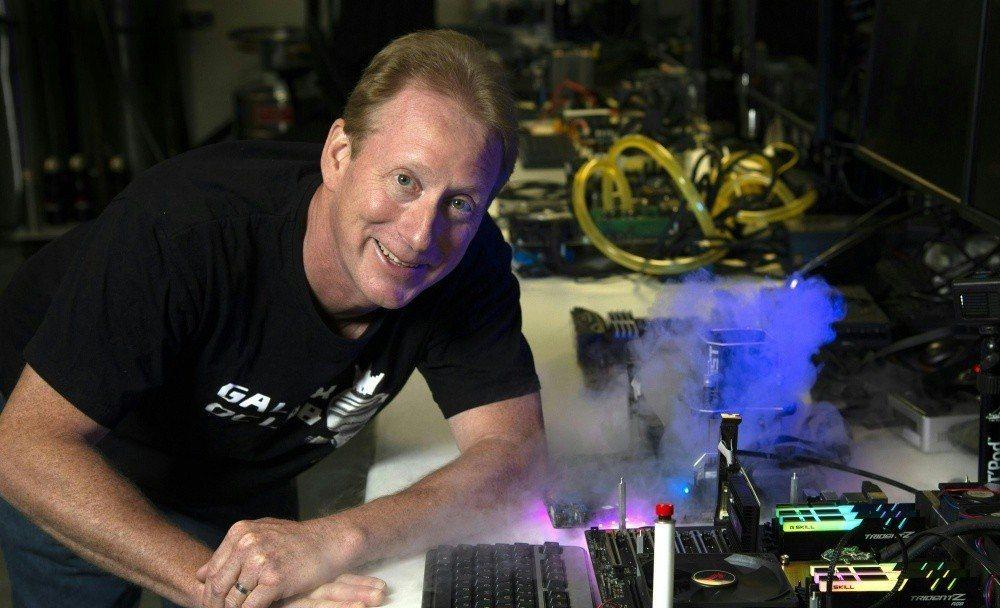 Intel客戶運算事業群效能部門首席架構師Guy Therien