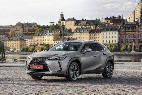 Lexus UX英國售價公佈!還能選配AWD四驅系統