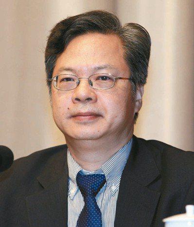 經濟部次長龔明鑫。 (本報系資料庫)